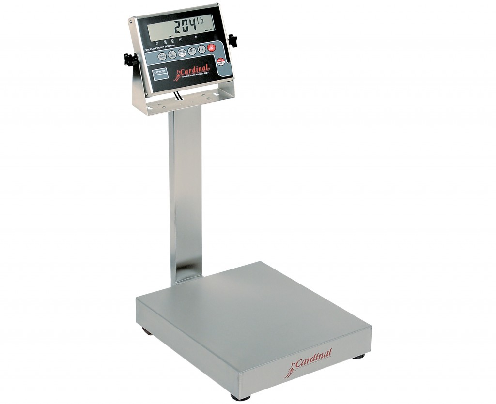 EB 60 - SS Splashproof Bench Scale